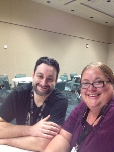 Heather and Dave Filoni