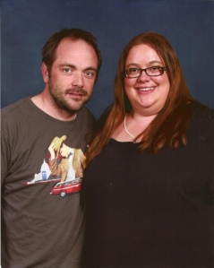 Heather and Mark Sheppard