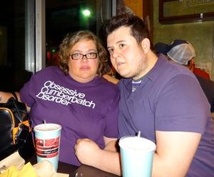 Heather and Aaron