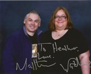 Heather and Matthew Waterhouse