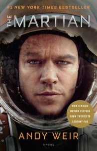 'The Martian' Movie Tie-In Edition - Broadway Books